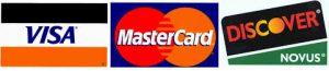 Visa Master Card Discover