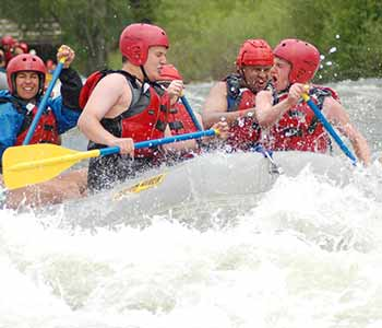 Clear Creek | Whitewater Rafting Denver Colorado | Geo Tours Guided